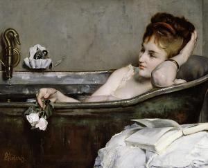 The Bath Alfred George Stevens